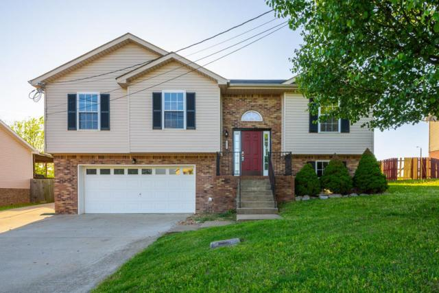 1512 Buchanon Dr, Clarksville, TN 37042 (MLS #RTC2028755) :: RE/MAX Choice Properties