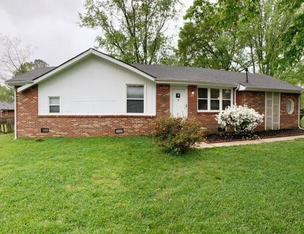 1610 Gordon Ter, Murfreesboro, TN 37130 (MLS #2029239) :: CityLiving Group
