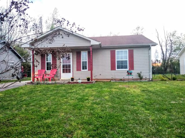 1025 Shadow Ridge, Oak Grove, KY 42262 (MLS #RTC2029291) :: FYKES Realty Group