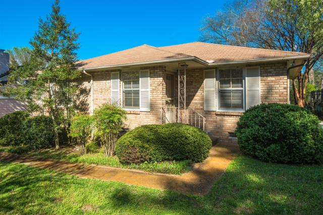 2908 23Rd Ave S, Nashville, TN 37215 (MLS #2030636) :: The Matt Ward Group