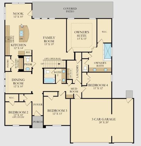 930 Covenant Blvd- Lot 175L, Murfreesboro, TN 37128 (MLS #2031038) :: RE/MAX Homes And Estates