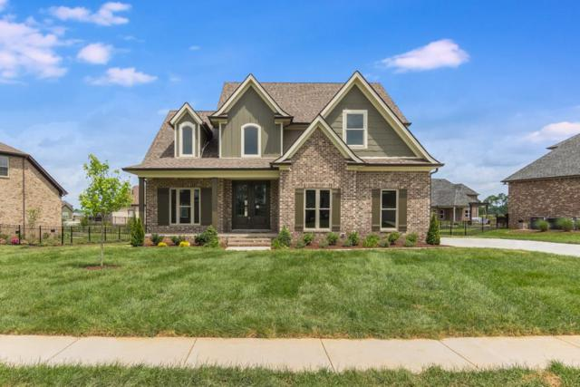 4017 Merryman Lane (Lot 87), Murfreesboro, TN 37127 (MLS #2031201) :: John Jones Real Estate LLC