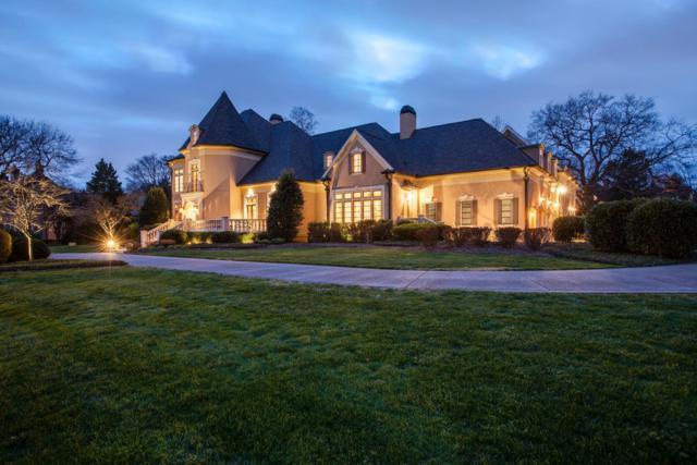 4822 Post Rd, Nashville, TN 37205 (MLS #RTC2031308) :: John Jones Real Estate LLC