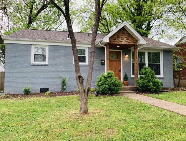 608 N 2nd St, Nashville, TN 37207 (MLS #2031533) :: FYKES Realty Group