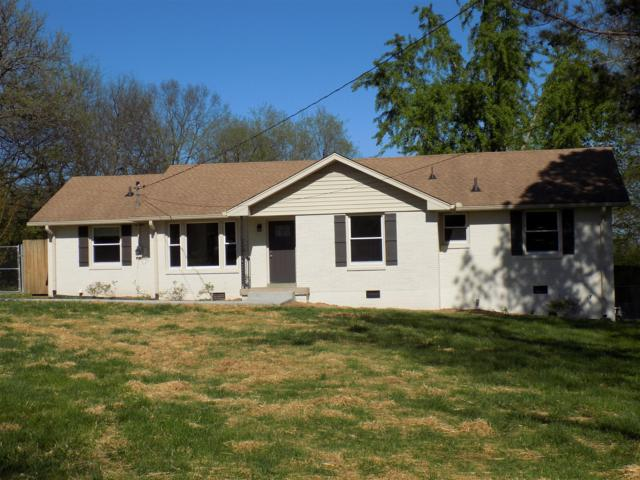 1105 Saunders Ave, Madison, TN 37115 (MLS #2032281) :: FYKES Realty Group