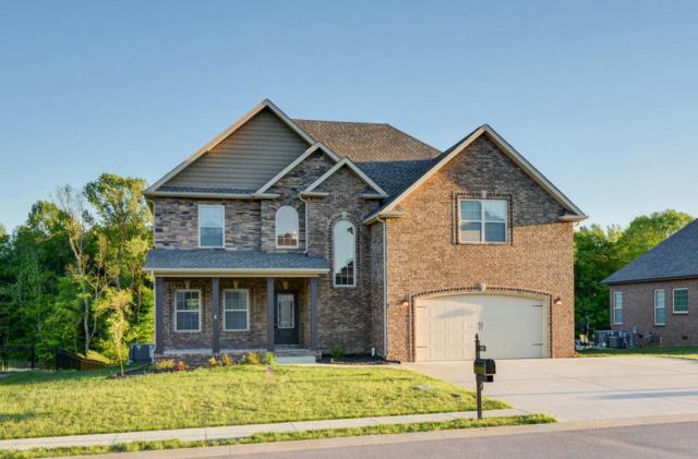 1020 Chagford Dr, Clarksville, TN 37043 (MLS #RTC2032450) :: John Jones Real Estate LLC