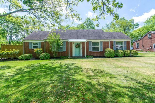 1312 Haysboro Ave, Nashville, TN 37216 (MLS #RTC2033330) :: Armstrong Real Estate