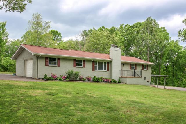 1903 Highway 100, Centerville, TN 37033 (MLS #RTC2035209) :: RE/MAX Choice Properties
