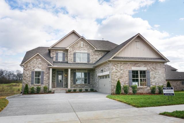 1016 Appaloosa Way Lot 7, Gallatin, TN 37066 (MLS #2035942) :: John Jones Real Estate LLC