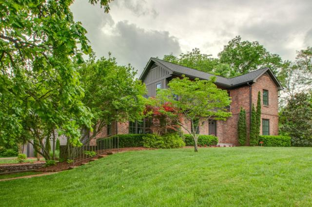 1135 Sewanee Rd, Nashville, TN 37220 (MLS #2040310) :: Village Real Estate
