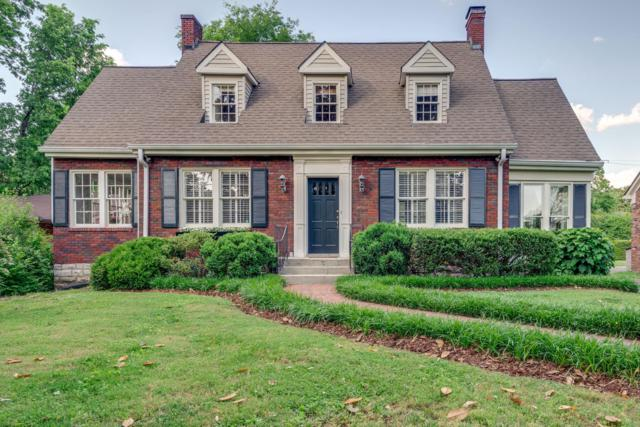 224 Harding Place, Nashville, TN 37205 (MLS #2040678) :: Fridrich & Clark Realty, LLC