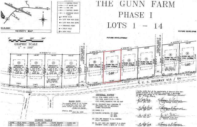 9 W Main St., Monteagle, TN 37356 (MLS #RTC1785837) :: Real Estate Works