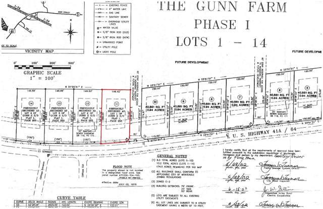 11 W Main St., Monteagle, TN 37356 (MLS #RTC1785919) :: EXIT Realty Bob Lamb & Associates