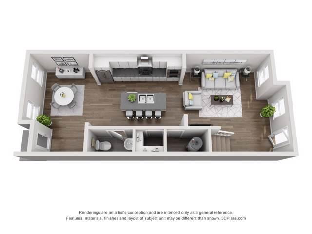 704 Tral Street, Nashville, TN 37208 (MLS #RTC1986726) :: Village Real Estate