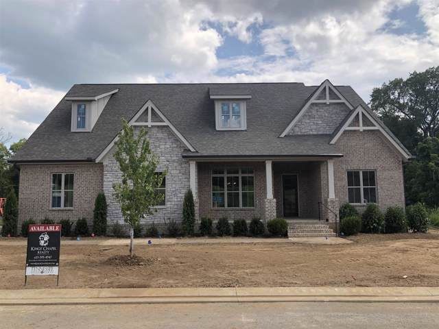 4589 Majestic Meadows Dr Lot818, Arrington, TN 37014 (MLS #RTC2000876) :: Village Real Estate