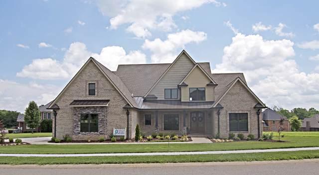 1492 Collins View Way (Lot 104), Clarksville, TN 37043 (MLS #RTC2006082) :: Village Real Estate