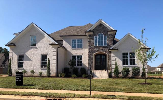 2964 Stewart Campbell Pt (345), Spring Hill, TN 37174 (MLS #RTC2019427) :: Exit Realty Music City