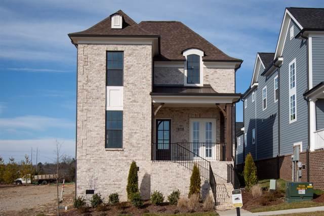 309 Liebler Ln - Lot 251, Franklin, TN 37064 (MLS #RTC2020089) :: RE/MAX Choice Properties