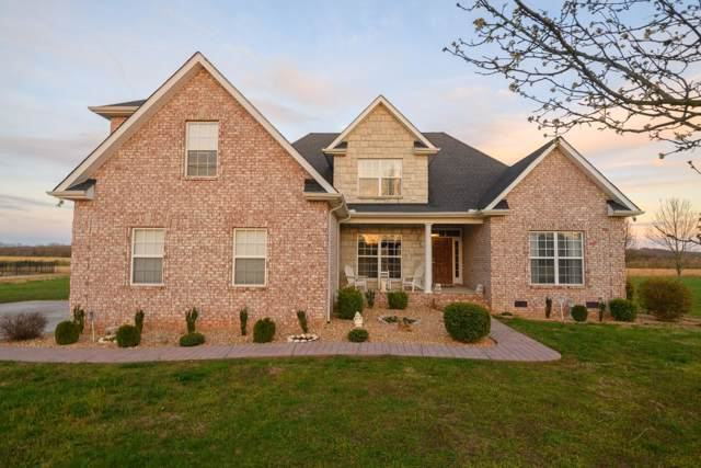 132 North Point Circle, Shelbyville, TN 37160 (MLS #RTC2021672) :: REMAX Elite