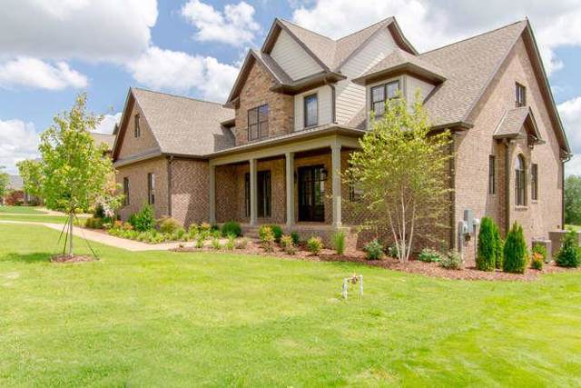 1607 Foxland Blvd, Gallatin, TN 37066 (MLS #RTC2026765) :: Village Real Estate
