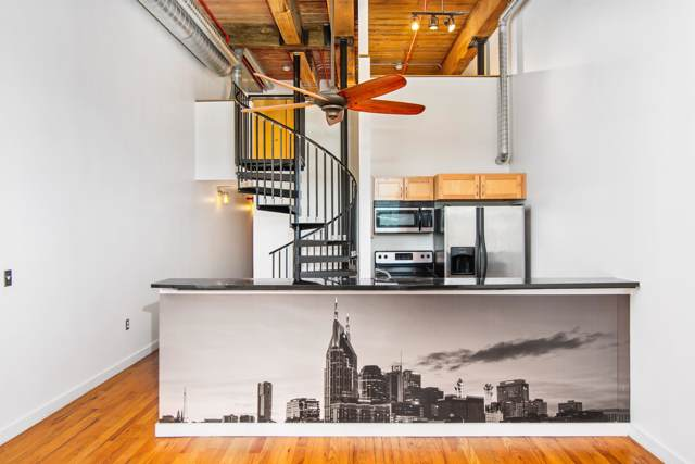 1350 Rosa L Parks Blvd Apt 412 #412, Nashville, TN 37208 (MLS #RTC2033198) :: Ashley Claire Real Estate - Benchmark Realty