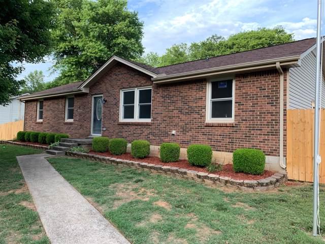 335 Golden Drive, Clarksville, TN 37040 (MLS #RTC2034355) :: Village Real Estate