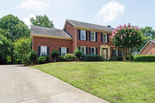 5929 Fireside Dr, Brentwood, TN 37027 (MLS #RTC2037527) :: Exit Realty Music City