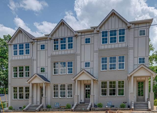 122C C Oceola Avenue, Nashville, TN 37209 (MLS #RTC2041572) :: FYKES Realty Group