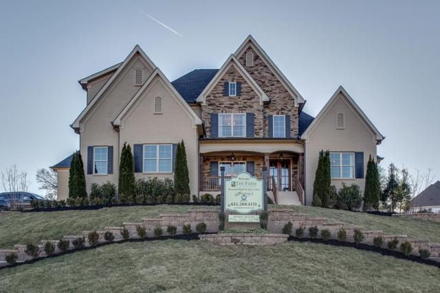 2472 Santa Barbara Lane Lot 206, Franklin, TN 37069 (MLS #RTC2041705) :: Village Real Estate