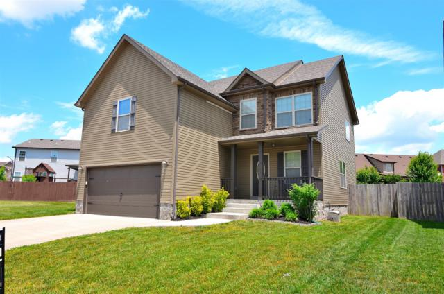 3693 Fox Tail Dr, Clarksville, TN 37040 (MLS #RTC2044638) :: Cory Real Estate Services