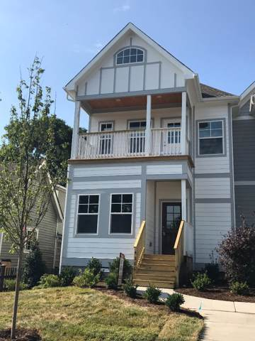4306B Dakota Ave, Nashville, TN 37209 (MLS #RTC2047400) :: RE/MAX Homes And Estates