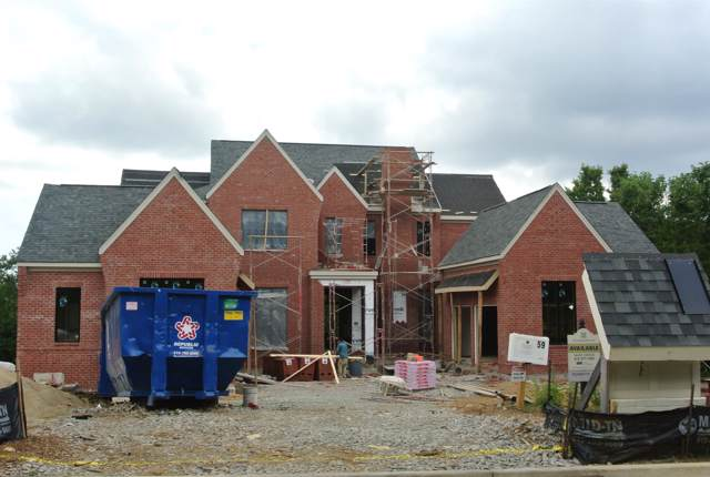 9281 Fordham Dr. (#59), Brentwood, TN 37027 (MLS #RTC2047502) :: Team Wilson Real Estate Partners