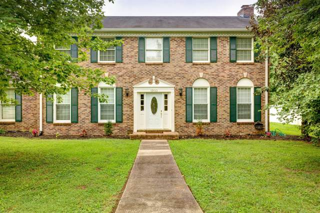 1910 Greenland Dr, Murfreesboro, TN 37130 (MLS #RTC2047612) :: Village Real Estate
