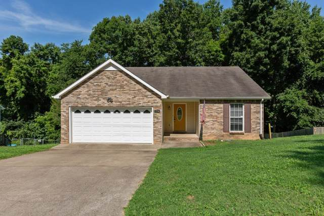 354 Andrew Dr, Clarksville, TN 37042 (MLS #RTC2048425) :: Hannah Price Team