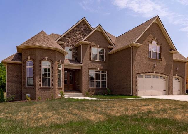 24 Savannah Glen, Clarksville, TN 37043 (MLS #RTC2048541) :: Village Real Estate