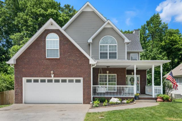 1267 Viewmont Dr, Clarksville, TN 37040 (MLS #RTC2048734) :: REMAX Elite
