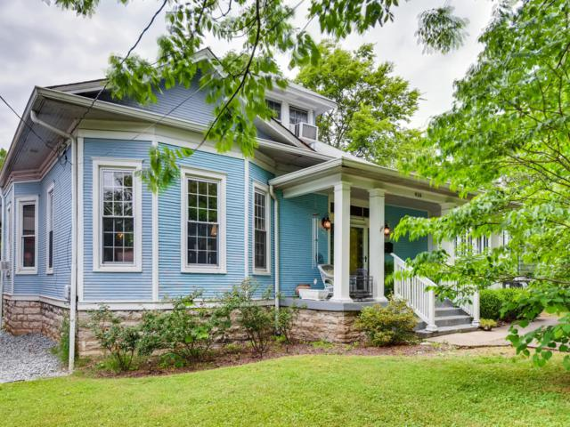416 N 16Th St, Nashville, TN 37206 (MLS #RTC2049591) :: RE/MAX Homes And Estates