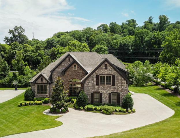 9487 Wicklow Rd, Brentwood, TN 37027 (MLS #RTC2050110) :: Village Real Estate