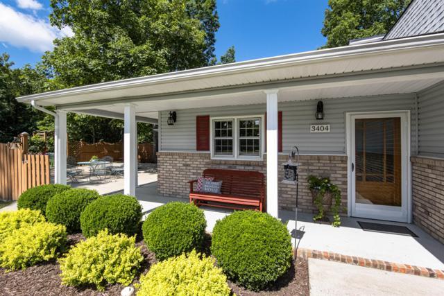 3404 Underwood Rd, Mount Juliet, TN 37122 (MLS #RTC2051345) :: Stormberg Real Estate Group