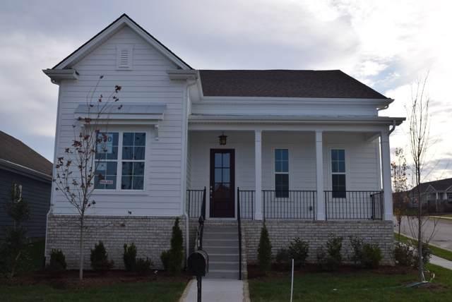 1233 Duns Lane #330, Nolensville, TN 37135 (MLS #RTC2051540) :: HALO Realty