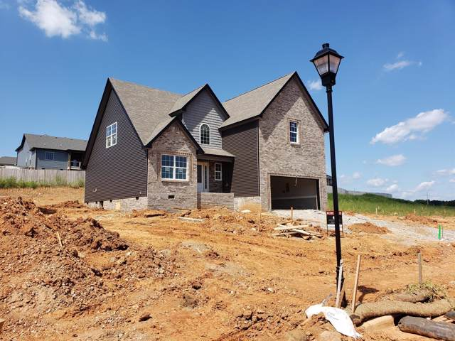 831 Crestone Ln (Lot 81), Clarksville, TN 37042 (MLS #RTC2052355) :: HALO Realty