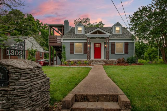 1302 Ardee Ave, Nashville, TN 37216 (MLS #RTC2052537) :: REMAX Elite