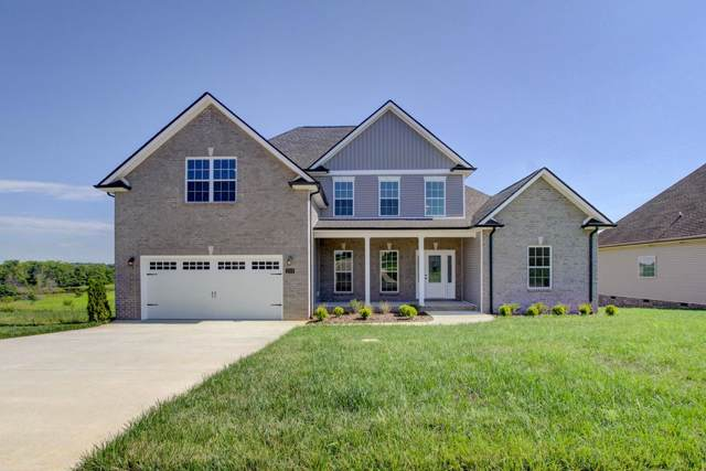 215 Melbourne Dr, Clarksville, TN 37043 (MLS #RTC2052642) :: Cory Real Estate Services