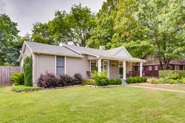 824 Benton Ave, Nashville, TN 37204 (MLS #RTC2053717) :: Exit Realty Music City