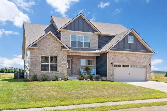 1117 Upland Terrace, Clarksville, TN 37043 (MLS #RTC2054390) :: Village Real Estate