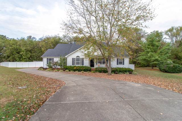 100 Monty Ct., Murfreesboro, TN 37127 (MLS #RTC2054623) :: The Group Campbell powered by Five Doors Network