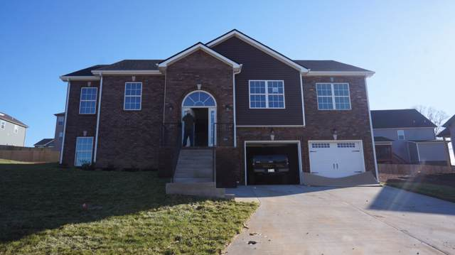 29 Kingstons Cove, Clarksville, TN 37042 (MLS #RTC2055089) :: Village Real Estate
