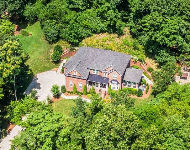 5551 Hillview Drive, Brentwood, TN 37027 (MLS #RTC2055613) :: Fridrich & Clark Realty, LLC