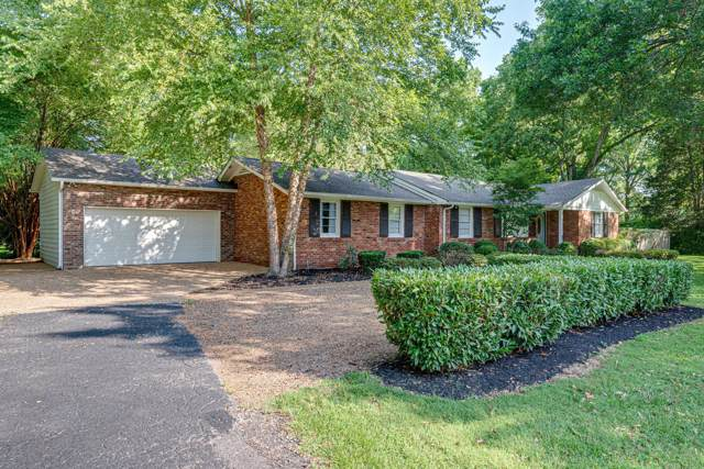 6004 Post Rd, Nashville, TN 37205 (MLS #RTC2056840) :: Cory Real Estate Services