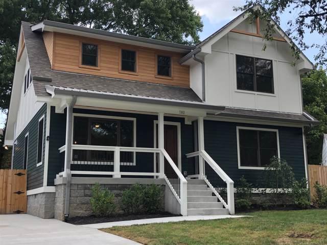 702 Village Ct, Nashville, TN 37206 (MLS #RTC2057791) :: Village Real Estate